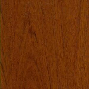 Jatoba wood color sample