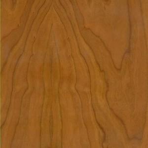 Cherry lumber color sample