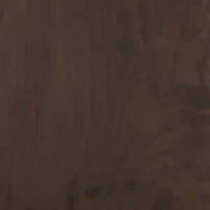 Dark brown melamine board in Brown Pearwood
