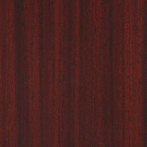 Mahogany colored melamine board