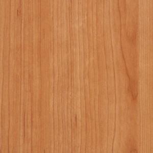 Light cherry colored melamine board