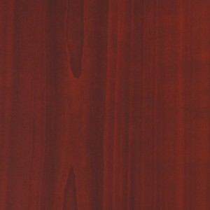 Cherry wood colored melamine board