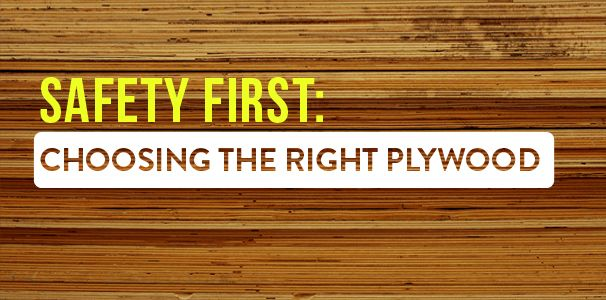 Choosing the right plywood article