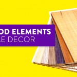 Simple Ways To Add Plywood Elements To Your Home Decor
