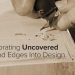 Incorporating Uncovered Plywood Edges Into Design