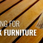 Caring For Teak Furniture