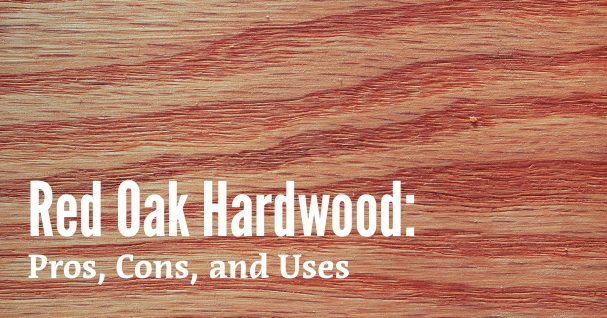 Red Oak Pros and Cons